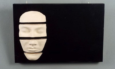 Ego I: refractario e madeira - 2006
