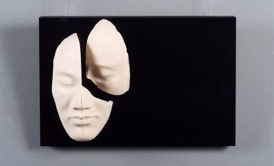 Ego II: refractario e madeira - 2006